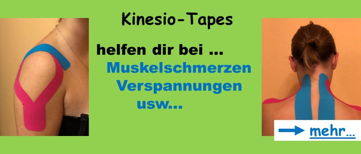 Permalink auf:Kinesio-Tapes / Physio-Tapes