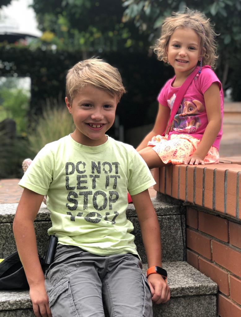 KINDER Cranio-Sacral Behandlung/Therapie, zwei Kinder