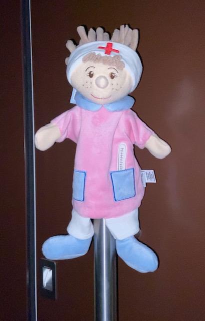 Puppe von Karin